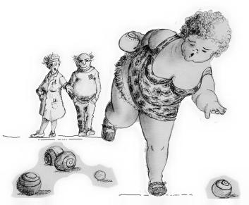dubey-doodle-bowling