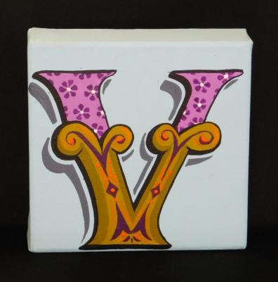letterV